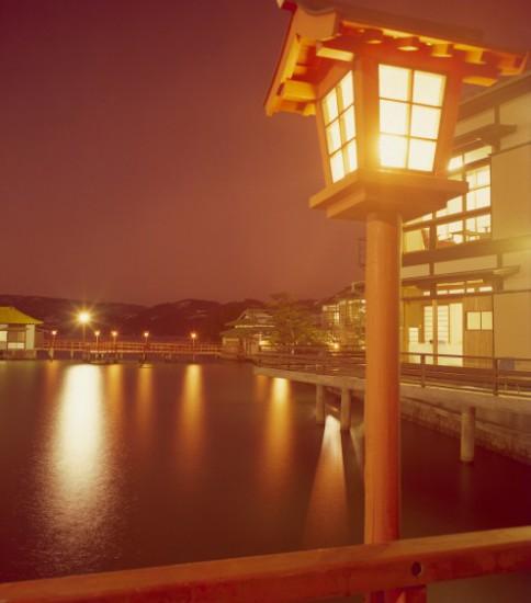 はわい温泉 -鳥取県湯梨浜町-