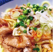 元祖(げんそ)みささラードン麺