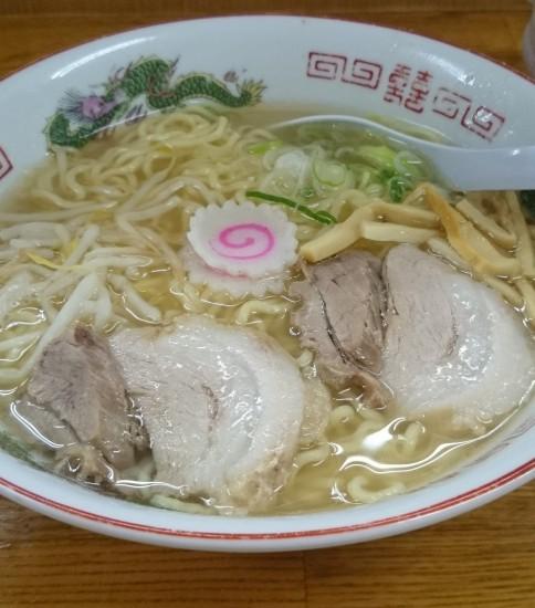 牛骨ラーメン -鳥取県倉吉市-